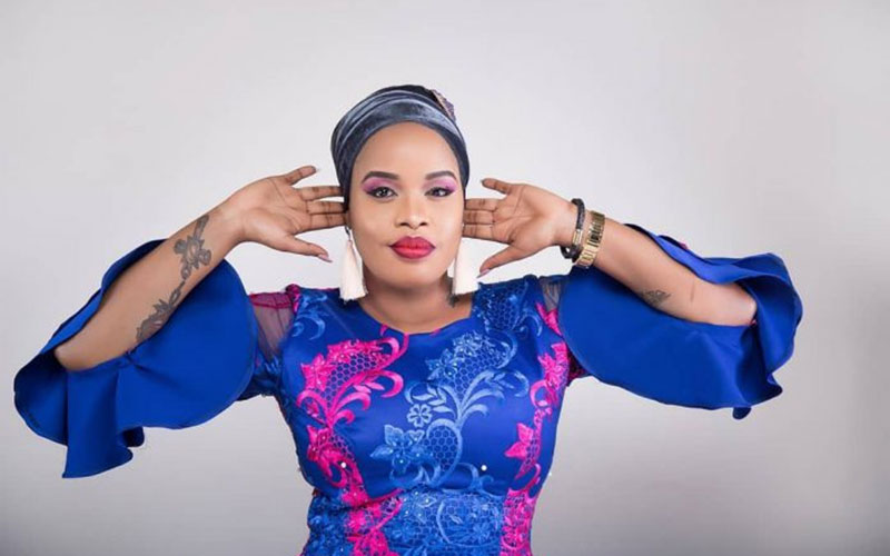 Bridget Achieng says Kenyans are wicked and unsupportive, unlike Nigerians