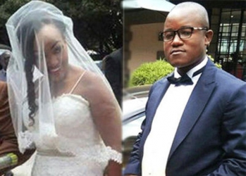 Businessman Jared Otieno and Kendi finally wed