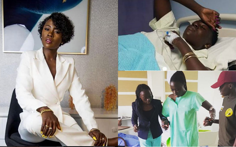 Celebrity philanthropist Akothee takes break from foundation citing overexertion