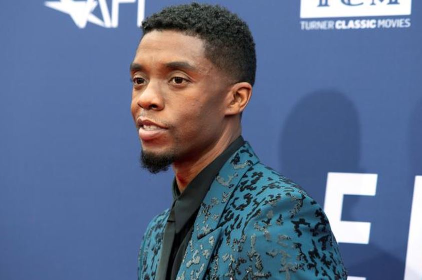 Chadwick Boseman gets first Golden Globe nomination six months after his death at 43