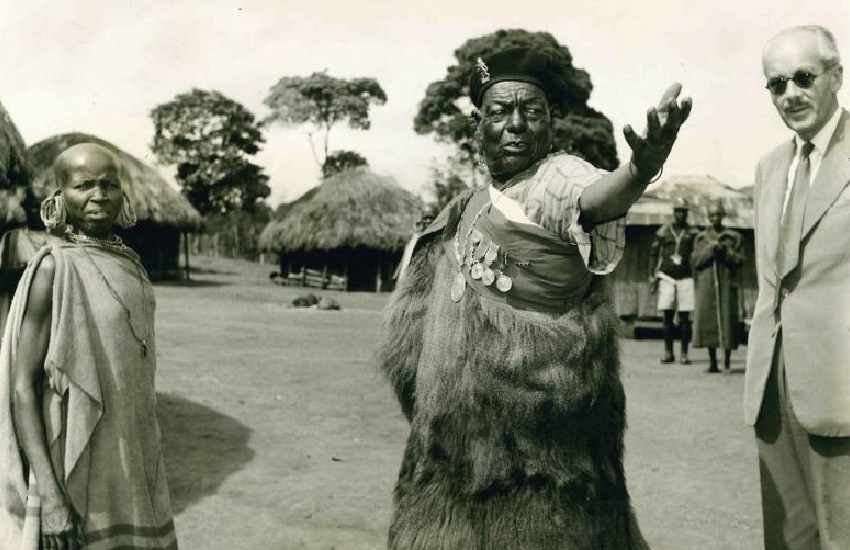 Chief Njiiri,  wealthy and unapologetic – How he defined the 50s