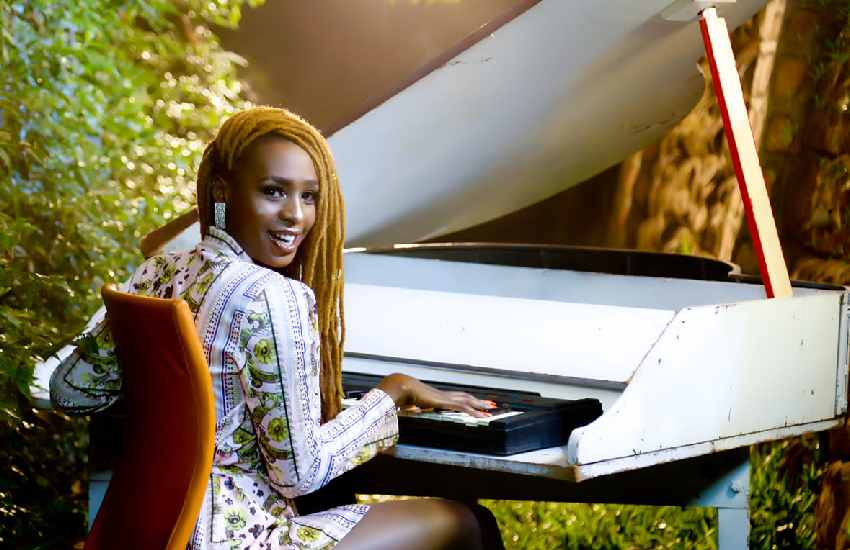Cindy Sanyu elected Vice President of Uganda Musicians Association