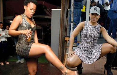 Zodwa Wabantu banned from performing at Zim carnival - All