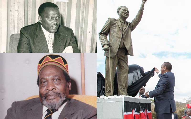 Corruption, murder, womanizing: Paul Ngei, the man who bullied Jomo Kenyatta
