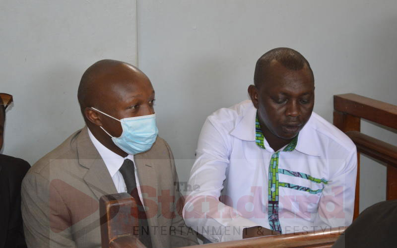 Court orders IG Mutyambai to reinstate Oscar Sudi's security