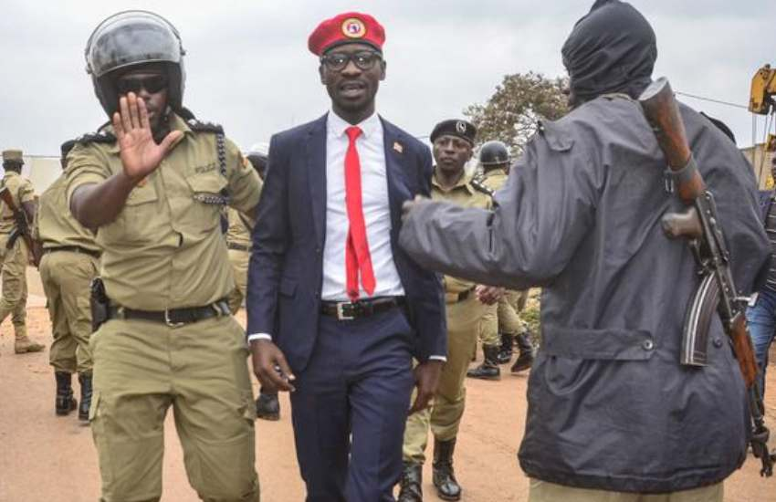 Crucial nomination documents missing after police raid, cries Bobi Wine