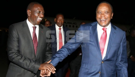 CS Amina seeks an additional Sh1.5 billion for Uhuru and Ruto's foreign trips