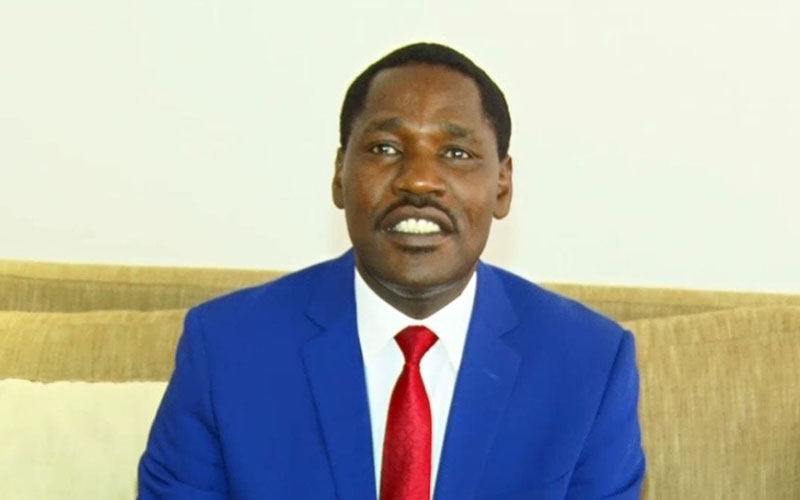 CS Peter Munya's appointment causes tiff