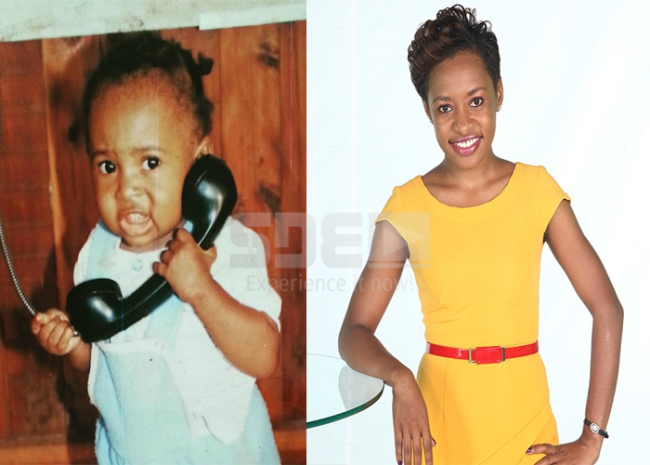 KTN news anchor Mashirima Kapombe