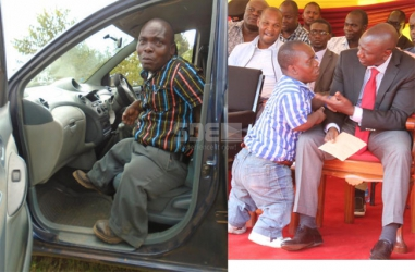 Deputy President William Ruto should repair the car he gave me — Musician