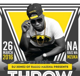 DJ 2one2 to give Kapsabet the ultimate Easter throwdown