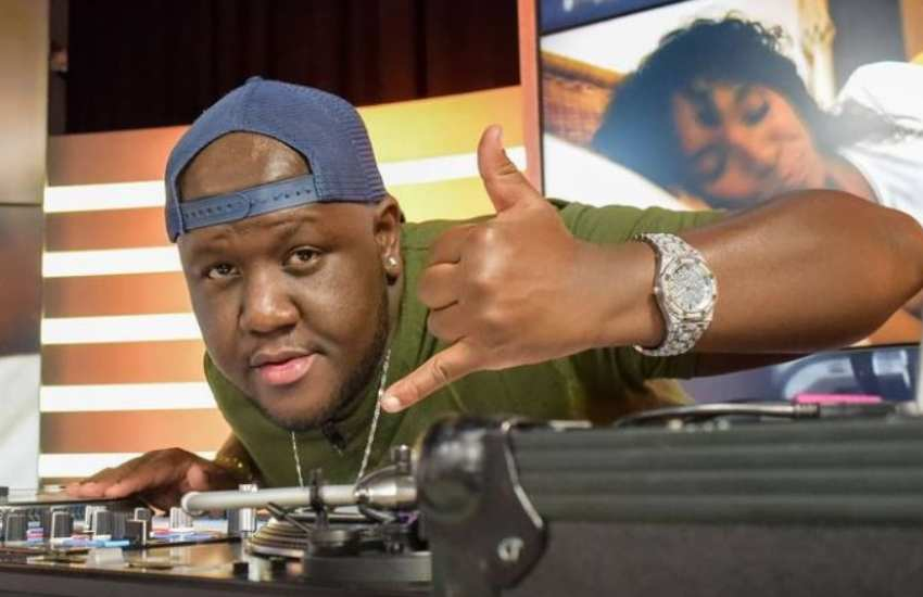 DJ Joe Mfalme lands new job days after quitting Capital FM