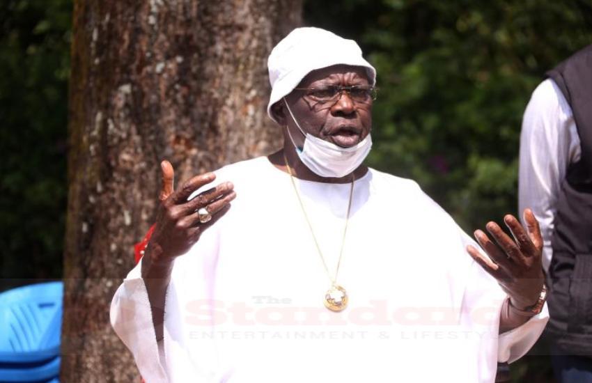 Do not stone me for 'King Suleiman' error — John Pesa pleads