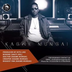 Doctoring the beats: Singer Kagwe Mungai takes producer job at Taurus Musik