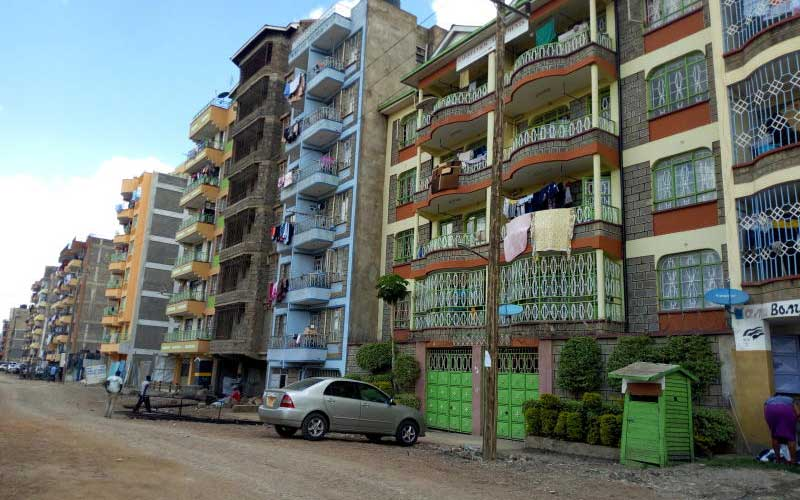 Donholm place to be as Nairobi rents drop