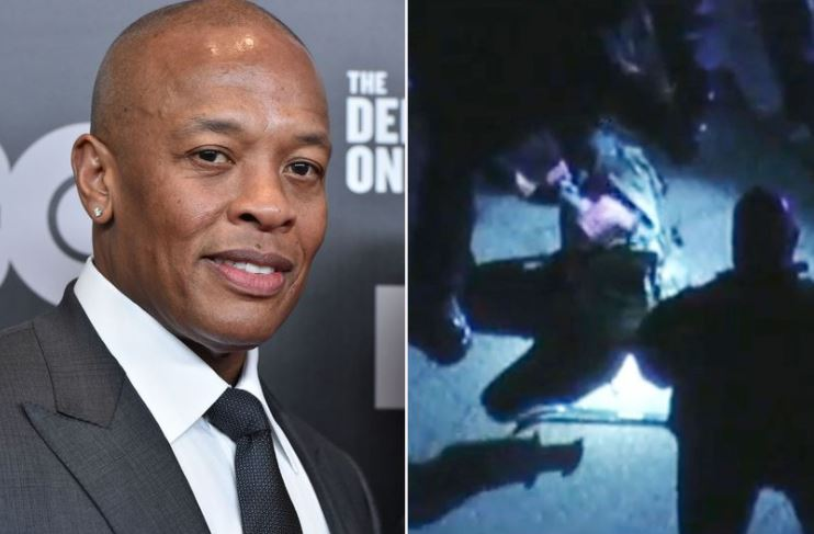 Dr Dre's mansion targeted while he was hospitalised with brain aneurysm