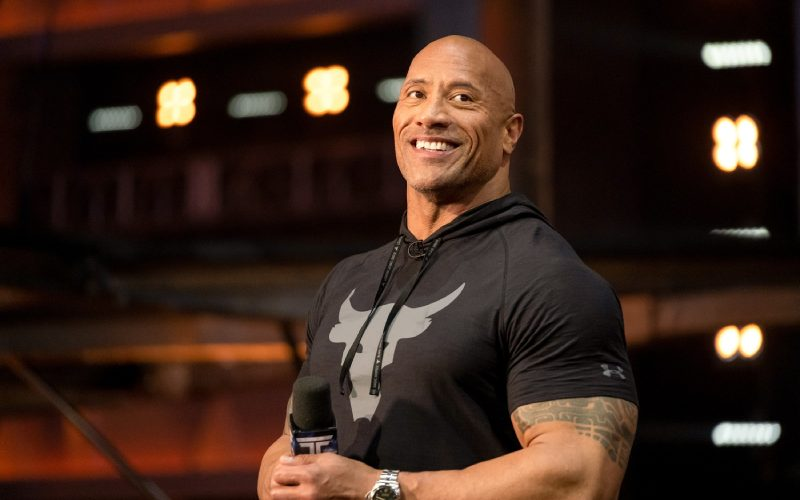 Dwayne Johnson postpones sneaker launch to protest racial injustice