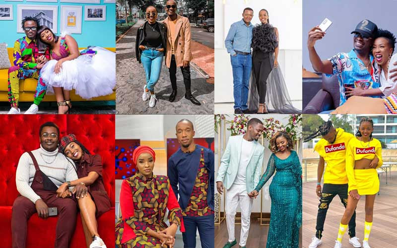 Eight most fashionable Kenyan celebrity couples 2020