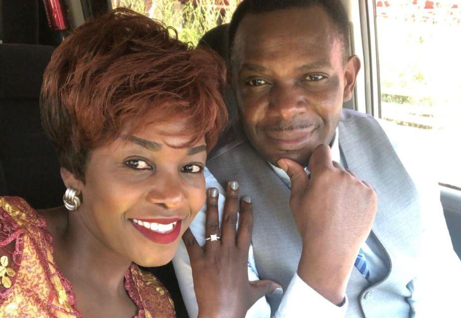 Exclusive: Gospel star Gloria Muliro is engaged to a pastor