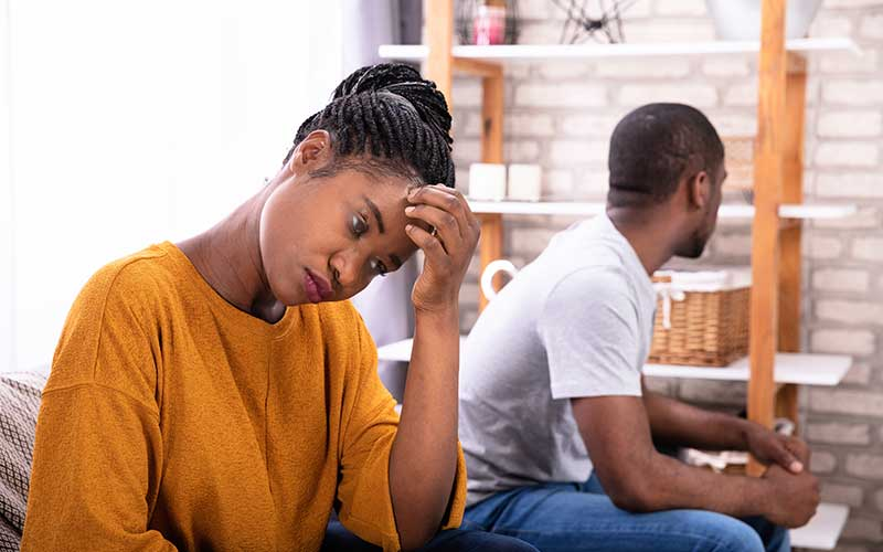 Fed up with your spouse? Walk away, no need to file for divorce- Judge