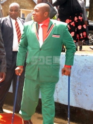I refused Prophet Owuor's healing so I could earn a living from my disability -Dr Sankok