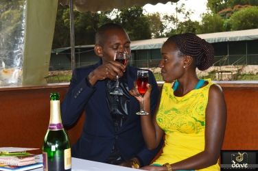 Finally! Pulse Editor Stevens Muendo set to tie the knot today