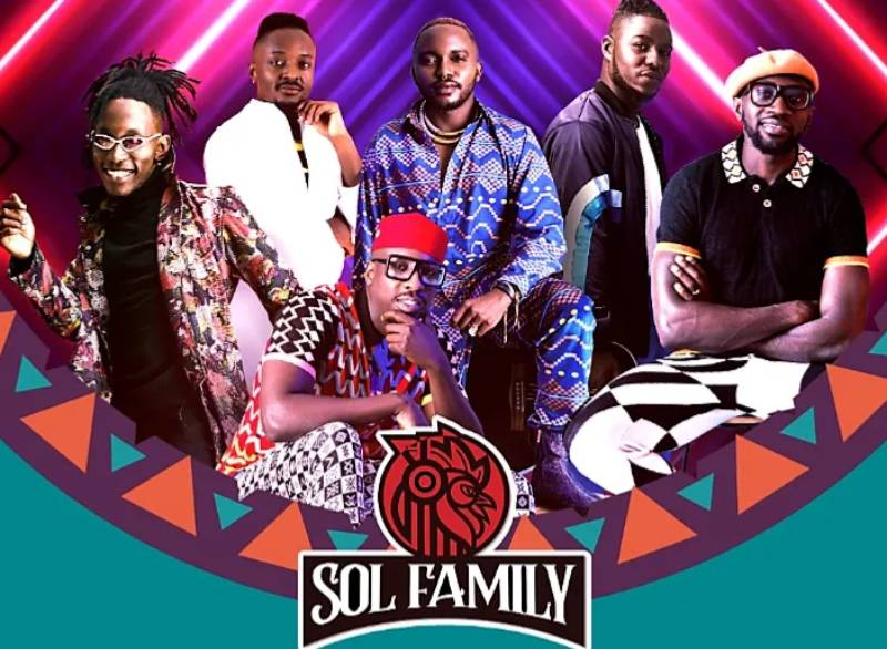 Four Kenyan musicians with reality TV shows