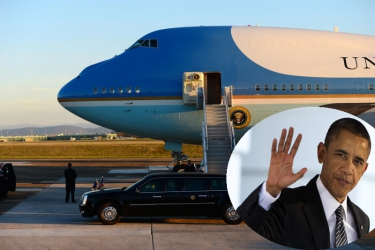 Flight or fleet: Here are details about 'The Beast', Air force One and Marine One, Obama's most iconic machines
