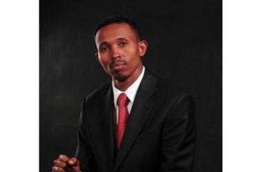 Former Tv reporter Mohammed Ali prepares for a Nyali re-run