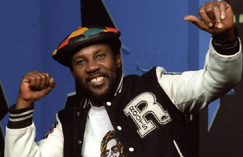 What a bam bam! Why Frederick Hibbert's hit song plays on