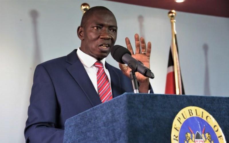 Government sheds light on changing Huduma Namba collection centre