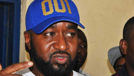 Governor Hassan Joho claims armed men stormed his home at night and stayed for an hour