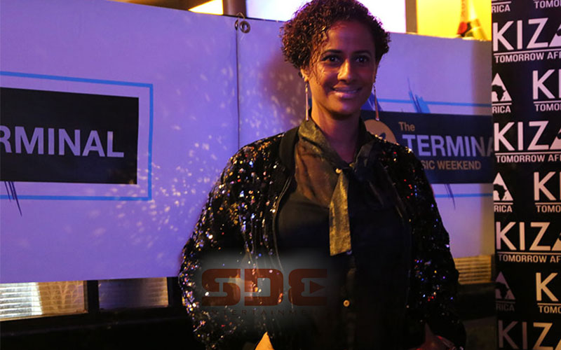 Habida at the  Terminal Music Weekend Pre-party he