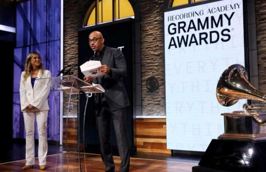 Grammy Awards organizers tighten conflict of interest rules