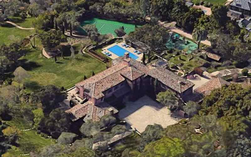 Harry and Meghan's sprawling new Sh1.6billion mansion boasts 16 bathrooms, cinema and spa