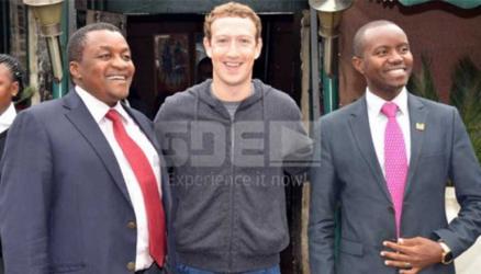 How Facebook founder Mark Zuckerberg caught Kenyans off guard