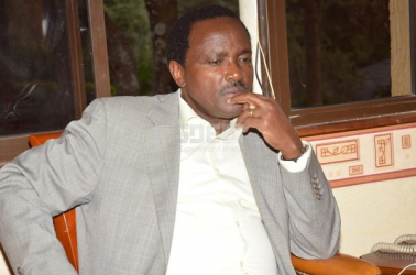 I am not in political menopause, says Wiper boss Kalonzo