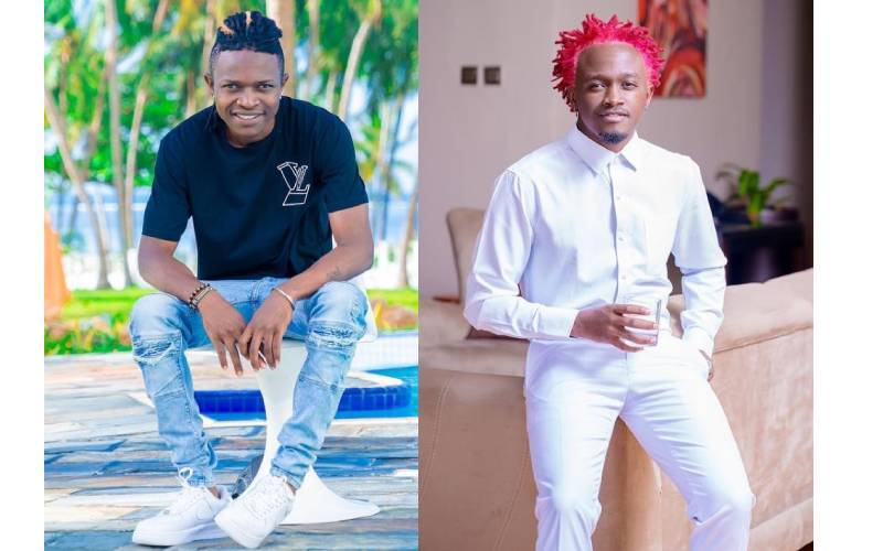 I can't wait for Bahati 'hype' to die out, says Mr Seed