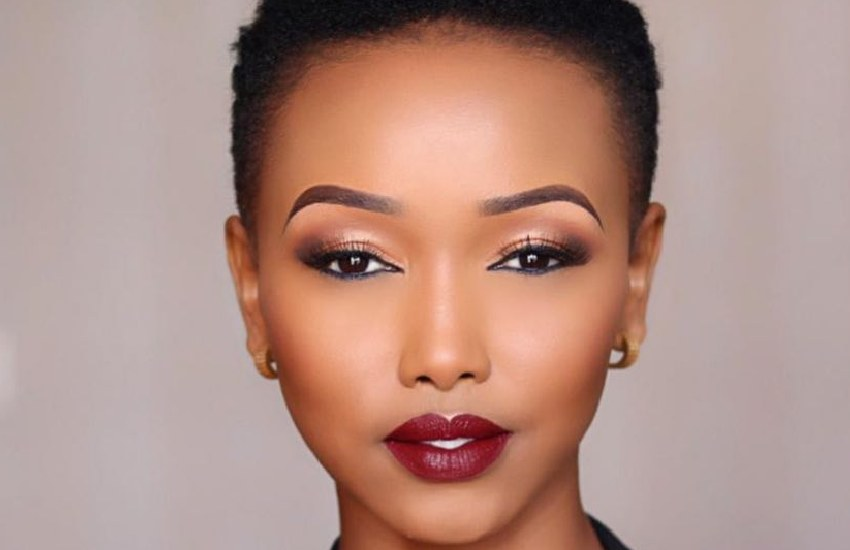 I made Sh1.7 million in one month, Huddah Monroe claims