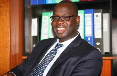 I slept on a bed for the first time in 1992 when I joined Starehe Boys - Kibra MP, Ken Akoth