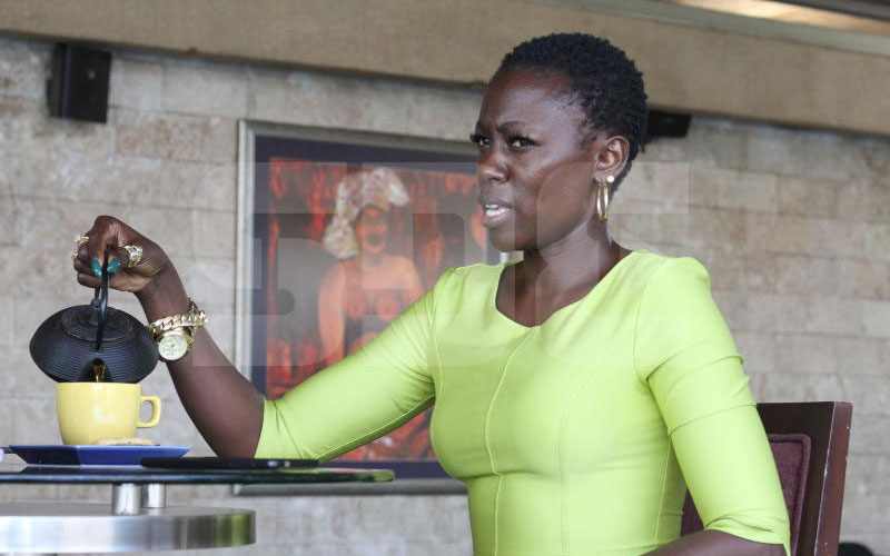 I want a baby daddy but with no strings attached- Akothee