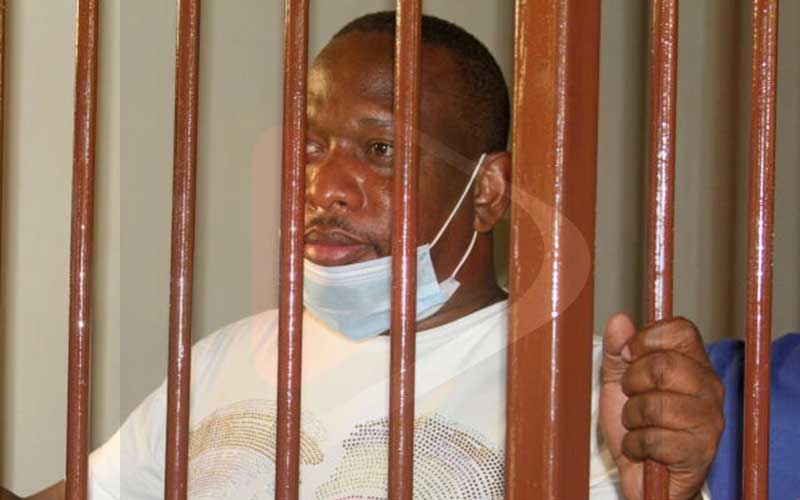 I was a leader at Kamiti Maximum Prison- Mike Sonko's criminal past