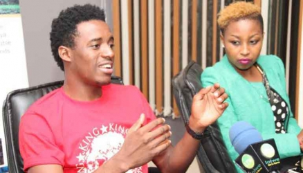Why I will not record with Kenyan singer Vivian- Romain Virgo