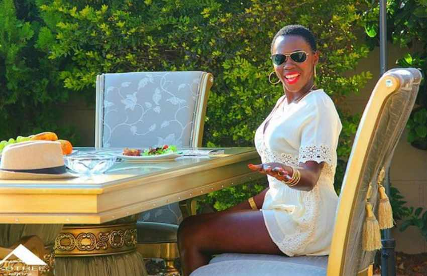 If you want to eat at my funeral, please carry packed lunch – Akothee