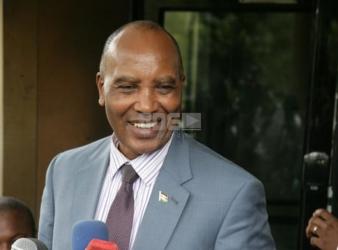 I'm eyeing Nyandarua governor's seat — Francis Kimemia