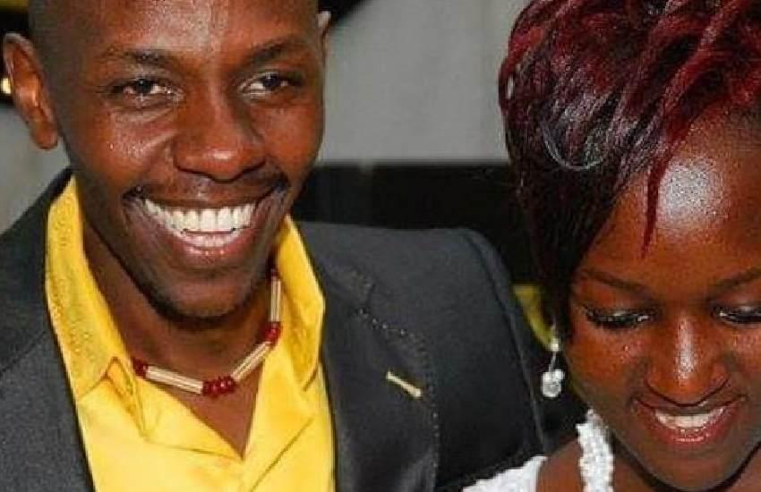 'I'm honoured to have you': Dj Krowbar affirms wife, Joy, on wedding anniversary