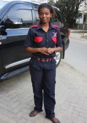 I'm looking for my mummy - 'Mombasa Raha' girl