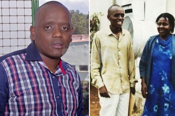 #TBT PSCU's Dennis Itumbi