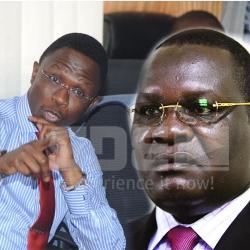 I don't want Ababu Namwamba's seat- Nyatike MP Edick Anyanga