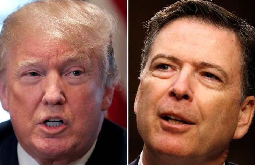 TV show about Trump-Comey clash to air before U.S. election